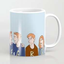 The Weasleys Coffee Mug