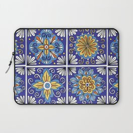 Italian Tiles Laptop Sleeve