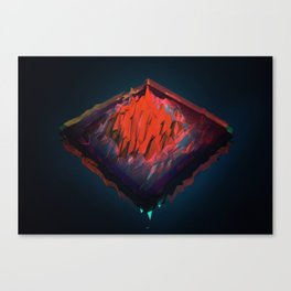 #Transitions XXXIII - ALTITUDE  Canvas Print