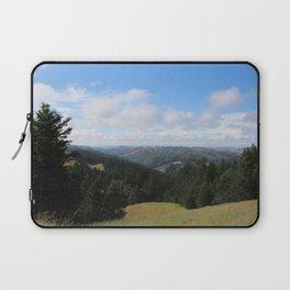 View on Mount Tamalpais Laptop Sleeve