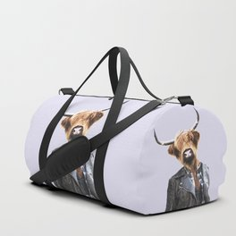 Cow Girl Duffle Bag