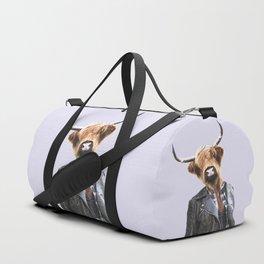 Cow Girl Duffle Bag