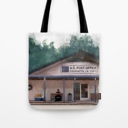 Coushatta Post Office - Better Call Saul Tote Bag