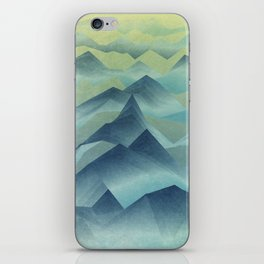 Top of the World iPhone Skin