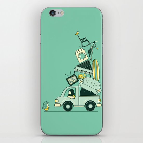 There's still room for one more iPhone & iPod Skin