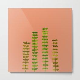 Plantae Metal Print