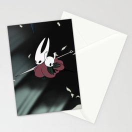 Hollow Knight Hornet saves the Knight Stationery Cards