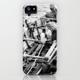 La Décharge iPhone Case