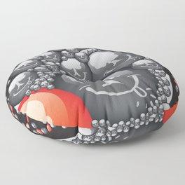 smile Floor Pillow