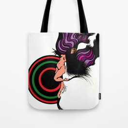 Diana in love Tote Bag