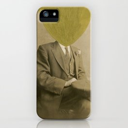 The Golden Lord iPhone Case