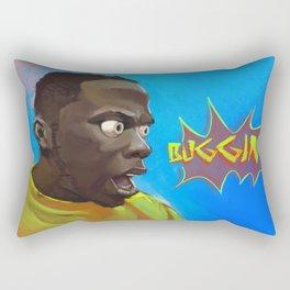 Buggin! Phife Dawg Tribute Rectangular Pillow