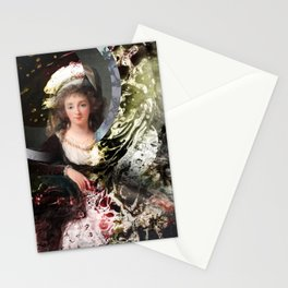 A Woman of Substance Stationery Cards