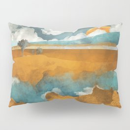 Desert River Pillow Sham
