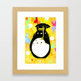 T O T O R O | My Neighbour Framed Art Print