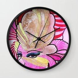 SOL 4 Wall Clock