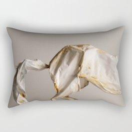 Mongrel Grey Rectangular Pillow