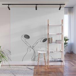 My music Wall Mural