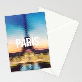 Paris - Cityscape Stationery Cards