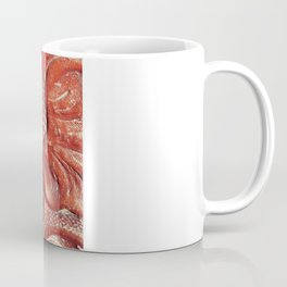 Tooled Coffee Mug
