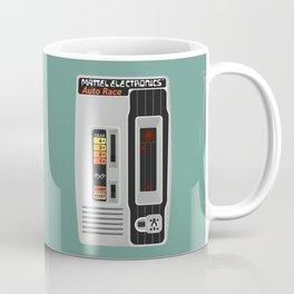 Mattel Auto Race, 1976 Coffee Mug