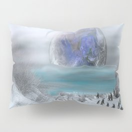 world of ice Pillow Sham
