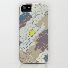 Abstract Geometric Artwork 85 iPhone Case