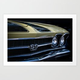 Chevelle SS 396 Art Print