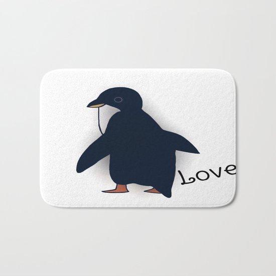 penguin-219 Bath Mat