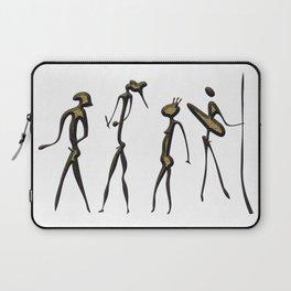 warriors - hunters Laptop Sleeve