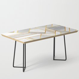 Gold City Coffee Table