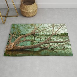 Wandering Branches Rug