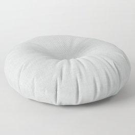 Plain grey fabric texture Floor Pillow