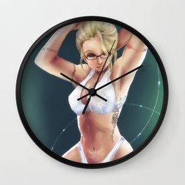 Bikini Girl Wall Clock