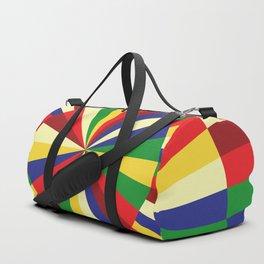 Mediterranean Sun Duffle Bag