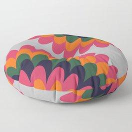 Dahlia at Bungalow Floor Pillow