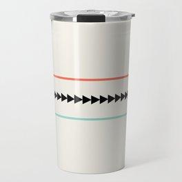 MINIMAL ARROWS 2 Travel Mug