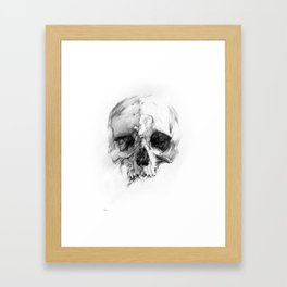 Skull 46 Framed Art Print