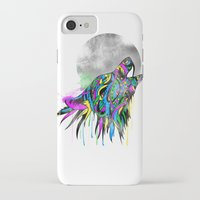 howl iPhone & iPod Cases featuring Howl by Kyle Naylor