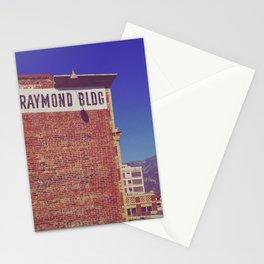 Raymond Stationery Cards