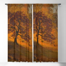 "Frederic Church ""Autumn Foliage"" 1867 Blackout Curtain"