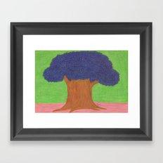Beyond Color #3 - Standing Firm Framed Art Print
