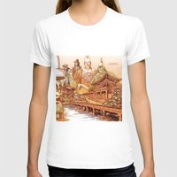 korean T-shirts featuring Korean Travels by Lundy