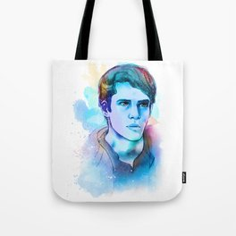 teen wolf -- scott mccall Tote Bag