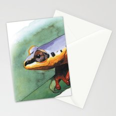 rana del madagascar 2 Stationery Cards