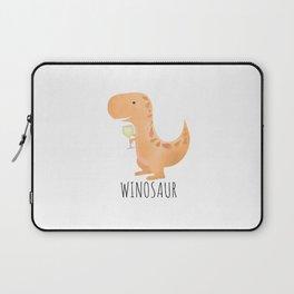 Winosaur | White Wine Laptop Sleeve
