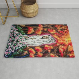 Powerful Blossom Rug