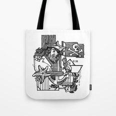 Pirate Tote Bag