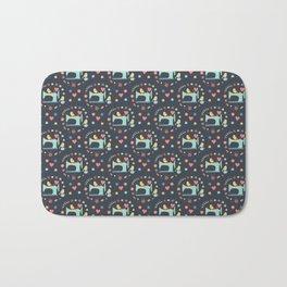Love sewing Bath Mat