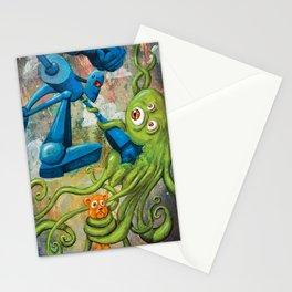 Battle Stationery Cards